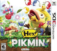 3DS Hey! Pikmin