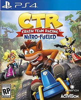 PS4 Crash Team Racing: Nitro-Fueled