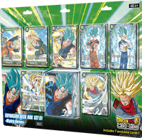 Dragon Ball Super TCG - [DBS-BE01] Mighty Heroes Expansion Box Set