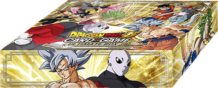 Dragon Ball Super TCG - [DBS-BE03] Ultimate Box
