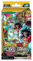 Dragon Ball Super TCG - [DBS-SD05] The Crimson Saiyan Starter Deck