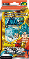 Dragon Ball Super TCG - [DBS-SP01] Galactic Battle Special Pack Set