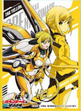 Gonna Be The Twin-Tail!! - Tail Yellow EN-041 Card Sleeves