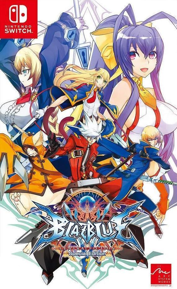 NS Blazblue Central Fiction (Special Edition)
