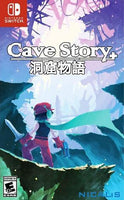 NS Cave Story+