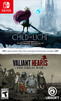 NS Child of Light (Ultimate Edition) + Valiant Hearts: The Great War