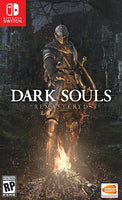 NS Dark Souls Remastered