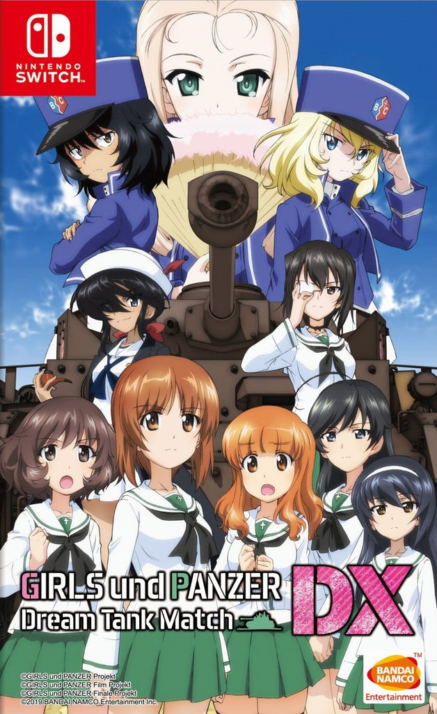 NS Girls Und Panzer: Dream Tank Match DX
