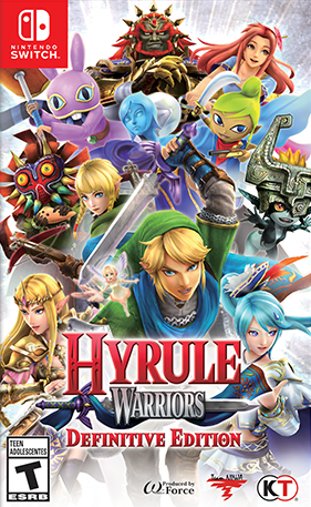NS Hyrule Warriors: Definitive Edition