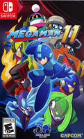 NS Mega Man 11