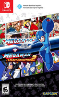 NS Megaman Legacy Collection 1+2