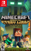NS Minecraft Story Mode Season 2