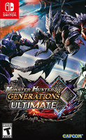 NS Monster Hunter Generations Ultimate