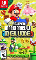 NS New Super Mario Bros. U Deluxe