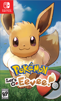 NS Pokemon: Let's Go, Eevee!
