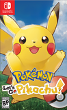 NS Pokemon: Let's Go, Pikachu!