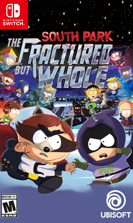 NS South Park: The Fractured But Whole