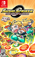 NS Sushi Striker: The Way of Sushido