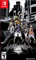 NS The World Ends With You: Final Remix