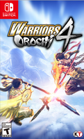 NS Warriors Orochi 4