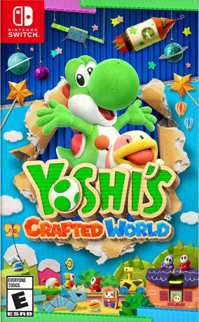 NS Yoshi's Crafted World