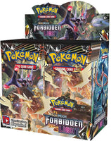 Pokémon TCG: Sun & Moon - Forbidden Light Booster Box