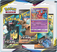 Pokémon TCG: Sun & Moon - Team Up Blister Set (Deoxys)