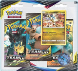 Pokémon TCG: Sun & Moon - Team Up 3-Blister Set (Ultra Necrozma)