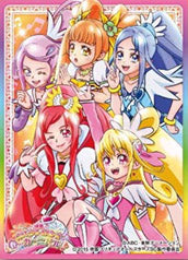 PreCure the Movie: Precure Allstars Spring Carnival - Dokidoki! PreCure! EN-060 Card Sleeves
