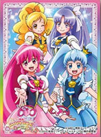 PreCure the Movie: Precure Allstars Spring Carnival - Happinesscharge PreCure! EN-061 Card Sleeves