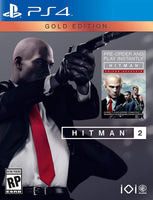 PS4 Hitman 2 [Gold Edition]