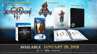 PS4 Kingdom Hearts 3 (Deluxe Edition)