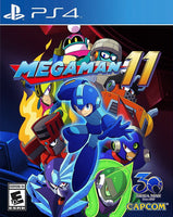PS4 Mega Man 11