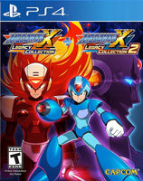 PS4 Megaman X Legacy Collection 1+2