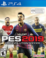 PS4 Pro-Evolution Soccer: Winning Eleven 2019