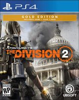 PS4 The Division 2 (Gold Edition)