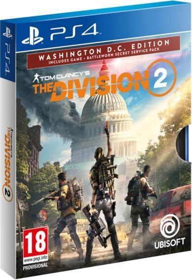 PS4 The Division 2 (Washington DC Edition)