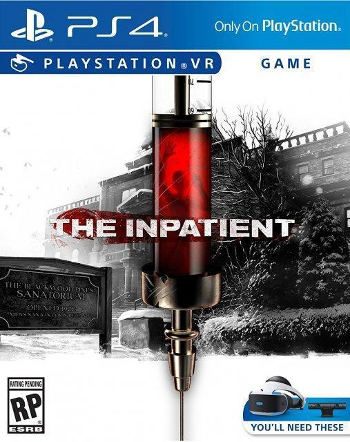 PS4 The Inpatient