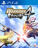 PS4 Warriors Orochi 4