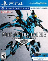 PS4 Zone of the Enders The 2nd Runner: M∀RS