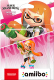 Super Smash Bros. Series - Inkling Girl Amiibo Figure