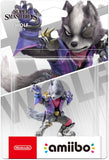 Super Smash Bros. Series - Wolf Amiibo Figure