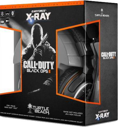 Turtle Beach - X-RAY (Call of Duty: Black Ops II Edition) Headset
