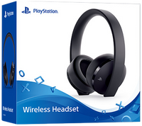 PlayStation®Wireless Stereo Headset O3 Black