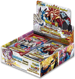 Dragon Ball Super Card Game - [DBS-B10] Rise of the Unison Warrior Booster Box