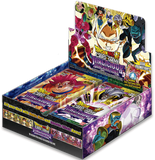 Dragon Ball Super Card Game - [DBS-B08] Malicious Machinations Booster Box