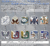 Monster Hunter World: Iceborne - Monster Icon Stained Trading Mascot Collection Volume 1