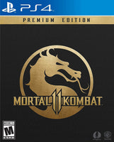 PS4 Mortal Kombat 11 (Premium Edition)