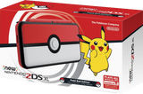 Nintendo New 2DS XL Console - Pokeball Edition