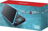 Nintendo New 2DS XL Console - Turquoise Black